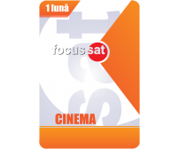 Cartela Cinema 1 luna