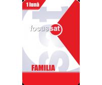 Cartela Familia 1 luna