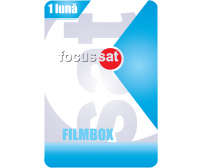 Cartela FILMBOX 1 luna