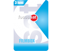 Cartela FILMBOX 3 luni